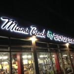 Miami Beach Bicycle Center at Night