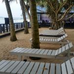 Foto de Dalawella Beach Resort