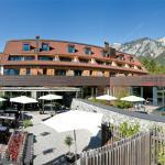 Aussenansicht Sommer Hotel Traube Braz