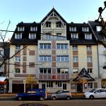 Facade Hotel Almoria