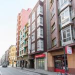 Fachada Hotel San Miguel en Gijón