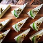 Raw Key Lime Pie 100% GF/DF Vegan