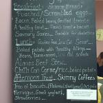 Our newly added Healthy Menu