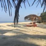 Photo de Pearl Ngwe Saung Hotel