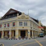 Situated in Penang Chinese Chamber of Commerce Building