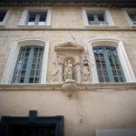 La maison d'hôte La Banasterie