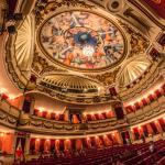 Arquitectura de Teatro Nacional de San Salvador