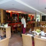(Teilbereich) Restaurant von innen