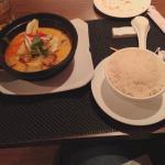 Cà ri đậu phụng with tofu