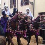 Sa Sartiglia: Corteo Pariglia di Donne-Cavalieri