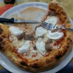 Avete visto che pezzi di bufala...yummy at the top italian food