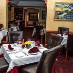 New piccolino restaurant dinning room
