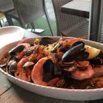 Mouthwatering seafood
