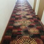 New Hallway Carpet