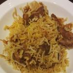 Mutton biryani @ Cold as ice @ no freshness as the lamb was very old