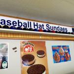 Baseball Hat Sundaes