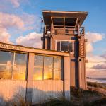 beach-side eatery