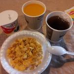 Das karge Frühstück