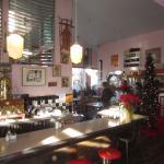 Royal Diner interior, Albany, Calif., December 2015