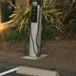 Fill 'er Up ! Electric charger on site !