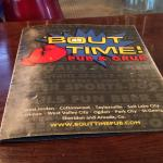 Foto de Bout Time Pub and Grub