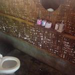 bathroom of bungalow #11