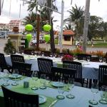 Foto de Green Heaven Restaurant & Bar