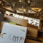 C.A.M.P - Library Cafe照片