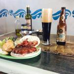 Faro BBQ y para acompañar una excelente cerveza artesanal