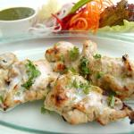 Chicken Sholey Kebab
