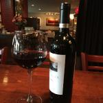 1/2price bottle of wine. Tuesday, Wednesday and Thursday. End next Thursday February 25. :)