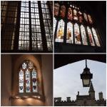 Витражи церкви