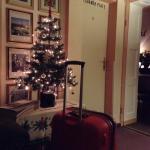 Внутреннее убранство перед Рождеством