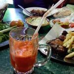 carrot shake