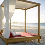 Beach Beds, Grace Bay Club