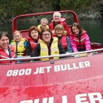 Buller Canyon Jet Foto