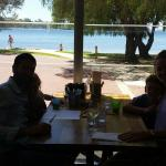 Photo de Walter's River Cafe