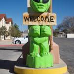 We felt quite welcome!