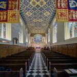Savoy Chapel, London.