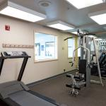 Keep your fitness goals while on the road! Our fitness center is available 24hrs, with no extra
