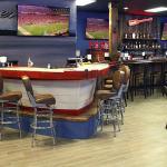 Custom Bar in Anchor Down