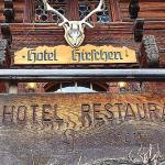 Interlaken - Gasthof Hirschen - upon arrival