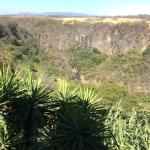 Views of canyon