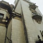 Hearst Castle Exterior