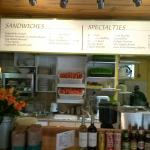 """""""A Healthy Shout-Out"""" for the Natural Foods Cafe, Sprouts!! """""""