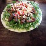 Okonomiyaki Don