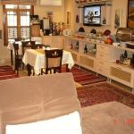 Breakfast saloon of Sultan House Hotel