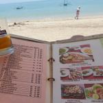 menu view