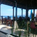 Balcony - Bali Santi-Bungalows By The Beach Photo