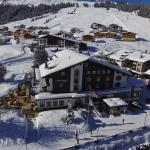 Hotel Arlberg in the heart of Lech